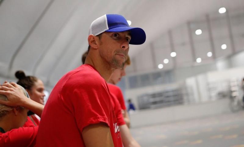 Michael Phelps (Foto: Fernando Frazão/ABr)