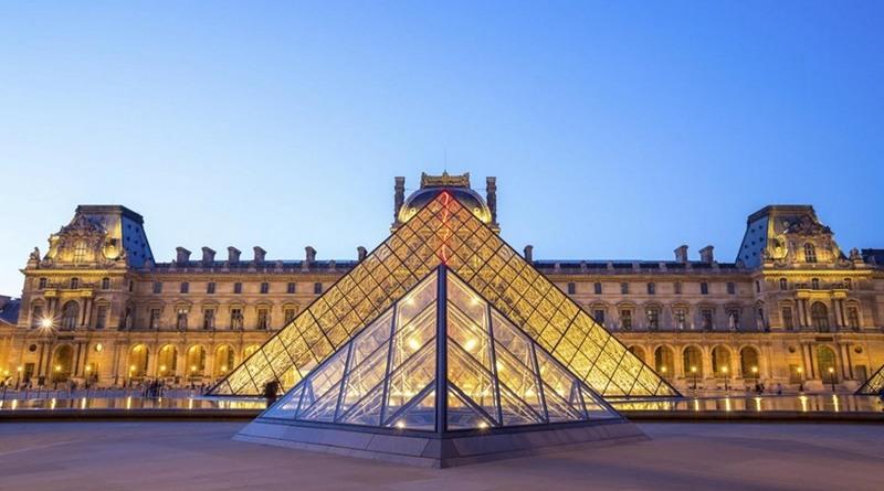 Museu do Louvre (Foto: iStockPhoto/Divulgação)