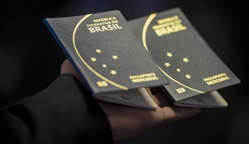 Passaporte (Foto Marcelo Camargo/ABr)