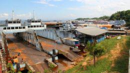 Porto de São Raimundo (Foto: Sindarma/Divulgação)