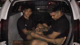 Presos recapturados (Foto: Seap/Divulgação)