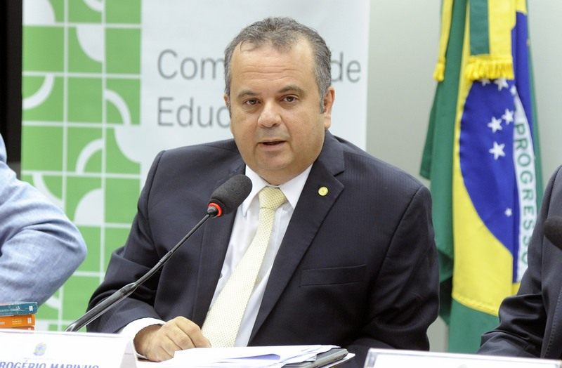 Rogério Marinho (Foto: Luís Macedo/Agência Câmara)