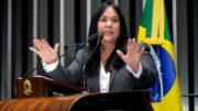 Rose de Freitas (Foto: Waldemir Barreto/Agência Senado)