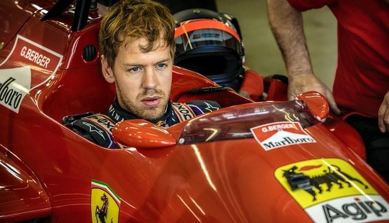 Sebastiamn Vettel (Foto: Ferrari/Divulgação)
