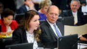 Vanessa Grazziotin (Foto: Marcos Oliveira/Agência Senado)