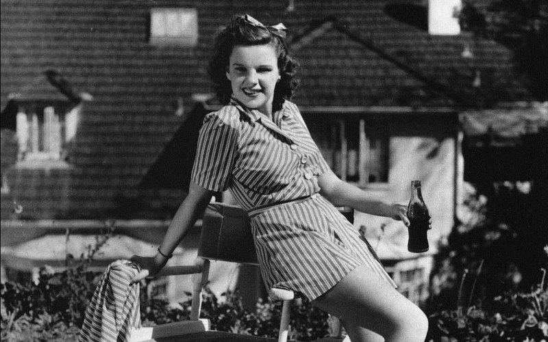 """Judy Garland filmou """"O Mágico de Oz"""" em 1938, a primeira versão do clássico no Cinema (Foto: FTR)"""