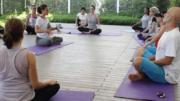 Ministério incluiu as atividades de meditação, musicoterapia, naturopatia e Yoga (Foto: Equipe SP Leituras/Divulgação)