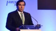 Nesta semana, o presidente da Câmara Rodrigo Maia, ocupou o cargo de presidente em exercício