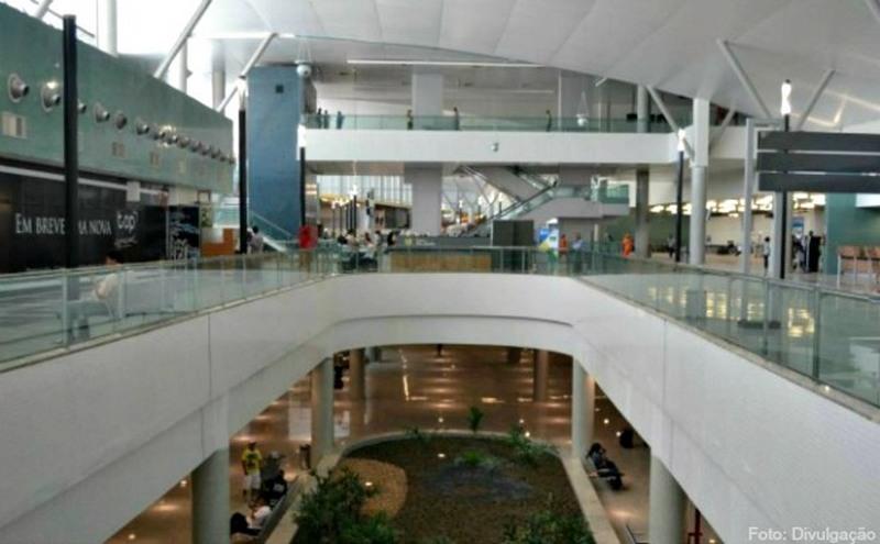 Infraero vai leiloar área no aeroporto de Manaus para atividades comerciais