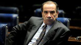 O ministro Aloysio Nunes Ferreira (Foto: Cadu Gomes/Agência Senado)