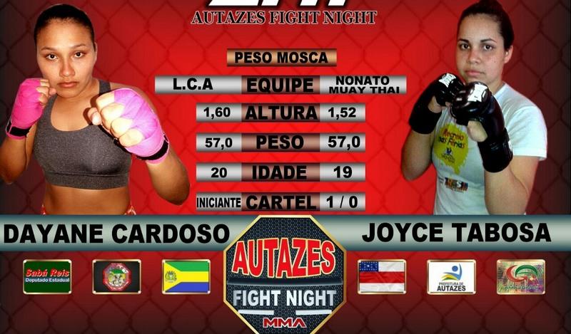 Autazes MMA (Foto: Divulgação)