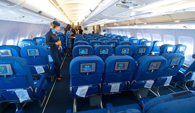 Azul avião (Foto: Azul/Divulgação)