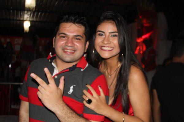 Bruno Fonseca e Priscila Melo