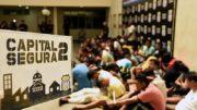 Capital segura presos (Foto: PC/Divulgação)
