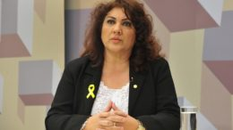 Christiane Yared (Foto: Luís Macedo/Agência Câmara)