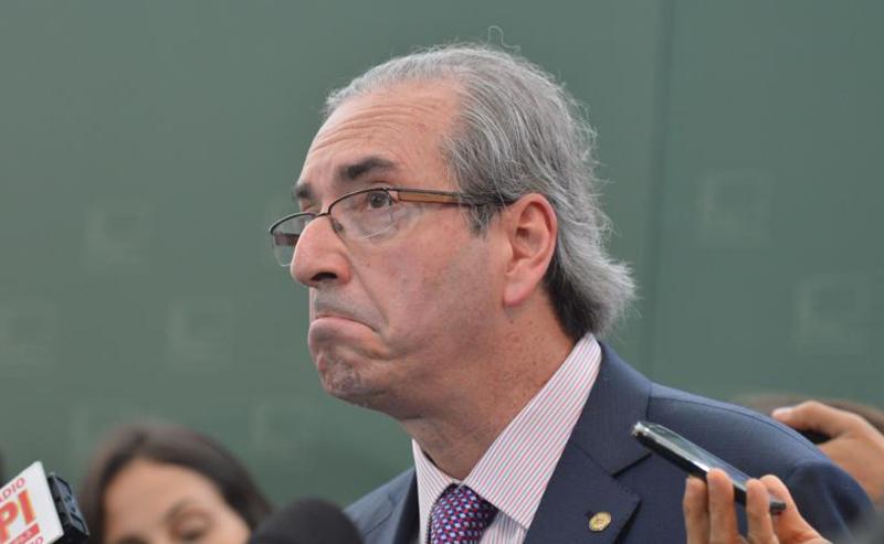 Marco Aurélio concede habeas corpus a Cunha, mas ele permanecerá preso