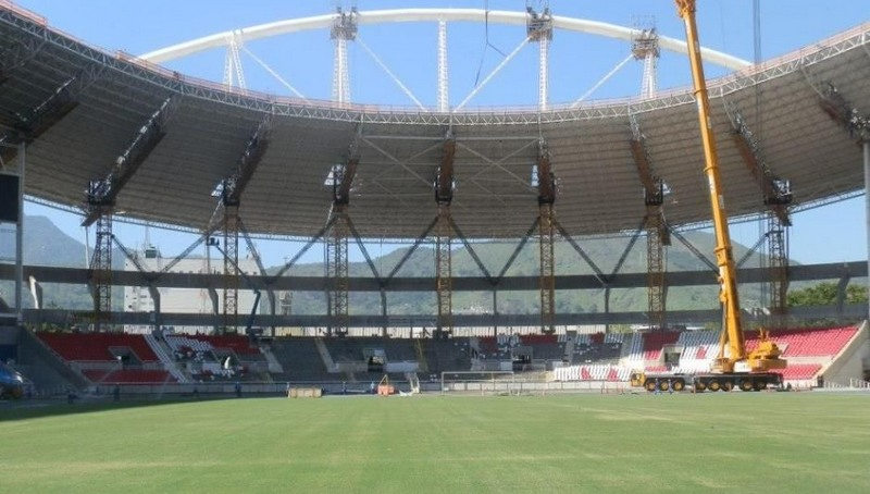 Engenhão (Foto: Botafogo.com/Divulgação)