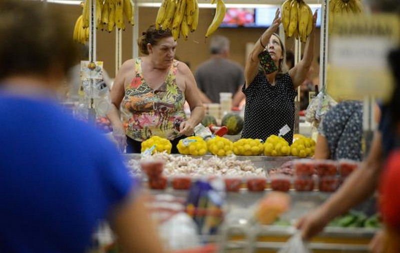 Inflação produtos (Foto: Tânia Rêgo/ABr)