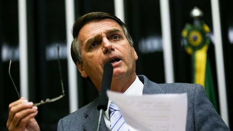 Jair Bolsonaro (Foto: Marcelo Camargo/ABr)