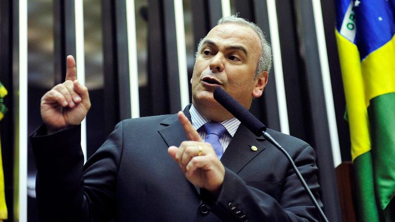 Hoje, diz Delgado, pelo menos 30 dos 35 deputados da bancada são contra a PEC (Foto: Laycer Tomaz/Senado)