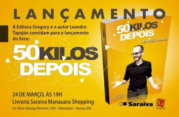 Livro Leandro Tapajós