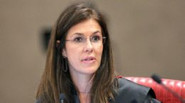 Ministra Luciana Lossio, do TSE (Foto: TSE/Divulgação)