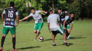 Manaus FC (Foto: Emanuel Mendes Siqueira/Divulgação)