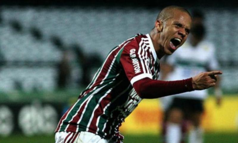 Marcos Júnior (Foto: Mailson Santa/Fluminense/Divulgação)