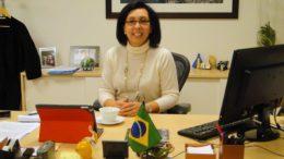 Maria Nazareth Farani Azevedo (Foto: swissinfo.ch/Divulgação)