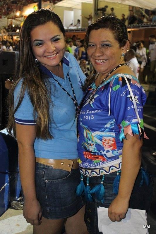 Nathalia Andrade e Marilza Mascarenhas