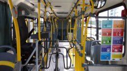 Vereador Jaildo Oliveira, que se elegeu com o apoio de motoristas e cobradores quer manter o cobrador nos ônibus (Foto: Valmir Lima)