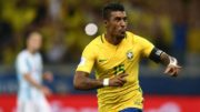 Paulinho (Foto: Lucas Figueiredo/CBF)