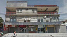 Empresas que apresentaram proposta de preço para o Pelc estão todas instaladas neste prédio, na zona centro-oeste de Manaus (Foto: Reprodução/Google)
