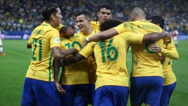 Seleção Brasileira (Foto: Lucas Figueiredo/CBF)