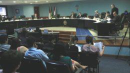 Sessão TCE (Foto: Ana Cláudia Jatahy/TCE)