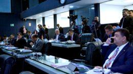 Sessão de votação da Assembleia Legislativa apreciou 12 matérias, incluindo vetos governamentais (Foto: Hudson Fonseca/ALE)