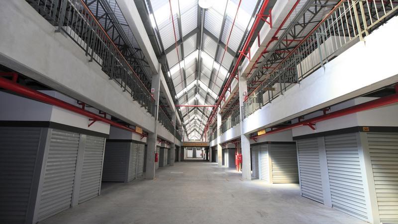 Shopping T4 (Foto: Ricardo Oliveira/Semcom)