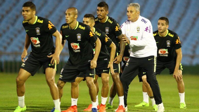 Tite Seleção (Foto: Lucas Figueiredo/CBF)