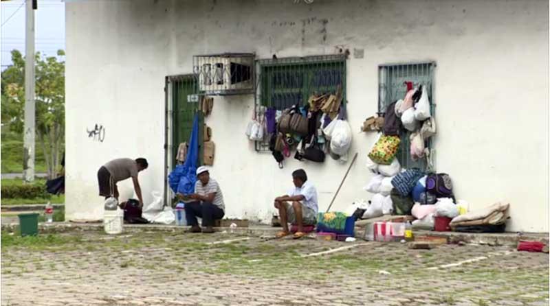 DPU e MPF recomendam ao Estado e prefeitura abrigar venezuelanos em Manaus