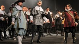 Ópera Lucia di Lammermoor - 2014 (Foto: SEC/Divulgação)