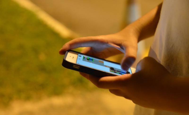 Adolescente internet (Foto: Valter Campanato/ABr)
