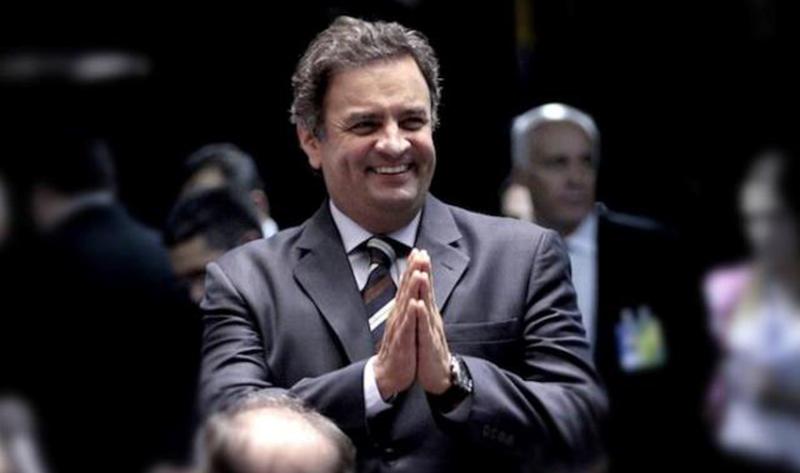 Raquel Dodge arquiva inquérito contra o senador Aécio Neves