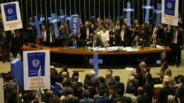 Câmara dos Deputados (Foto: Antonio Cruz/ABr)