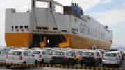 Carros exportação (Foto: APPA/Divulgação)