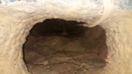 Compaj tunel cela (Foto: Seap/Divulgação)