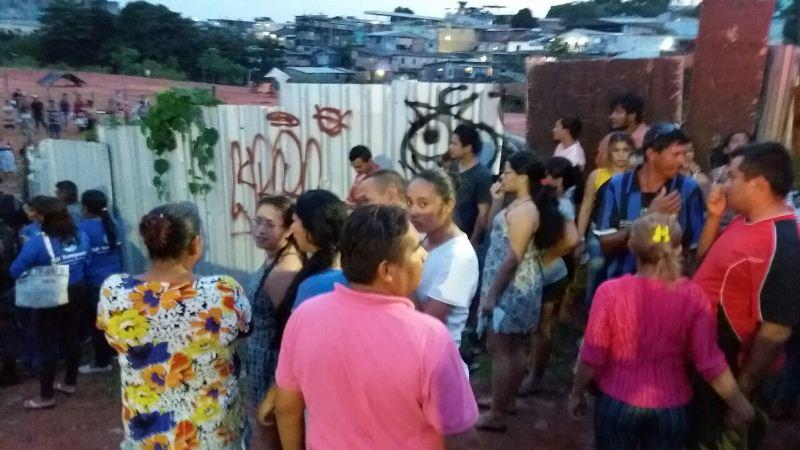 Comunidade Arthur Bernardes protesto 4
