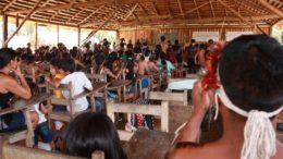 Comunidade - Tenharim Jiahui (Foto: Ascom/MPF-AM)