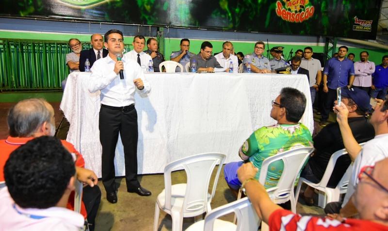 Deputado David Almeida (Foto: ALE/Divulgação)