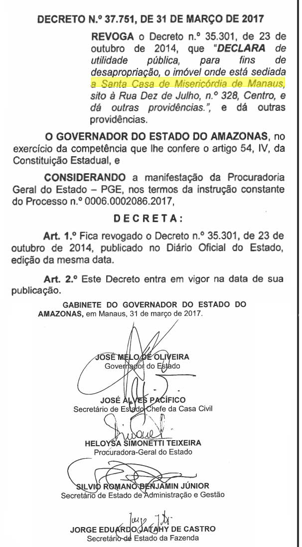 Decreto-Melo-Santa-Casa