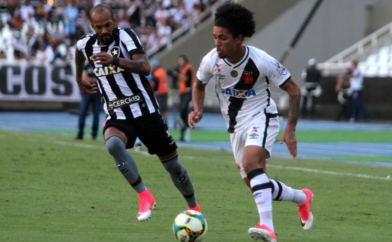 Douglas Vasco (Foto: Paulo Fernandes/Vasco.com)